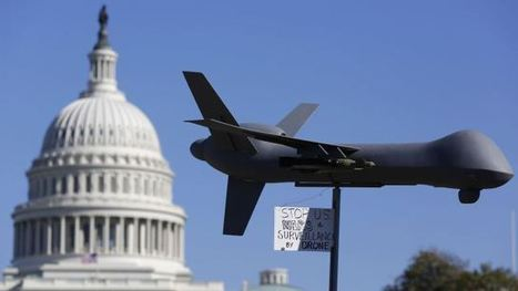 Drones will cause an upheaval of society like we haven't seen in 700 years   DAC   Scoop.it