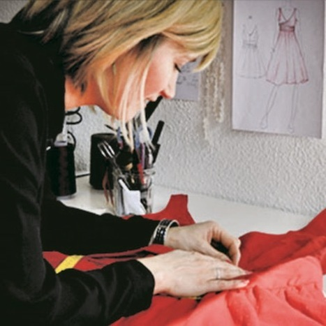 Emmanuelle Gervy, zarza 2002, styliste-créatrice | L'actu des zarzas | Scoop.it