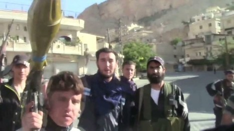 Syria Islamist rebels take control of historic Christian town of Maaloula | The world's point of views on Syria's conflict | Scoop.it