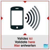 Testez le NFC dans le réseau des transports strasbourgeois de CTS | Atelier SFR | la NFC, ça vous gagne | Scoop.it
