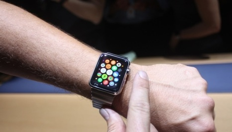 I spotted an Apple Watch on the train this morning, and now I'm a believer | VentureBeat | Gadgets | by Mark Sullivan | Competitive Edge | Scoop.it