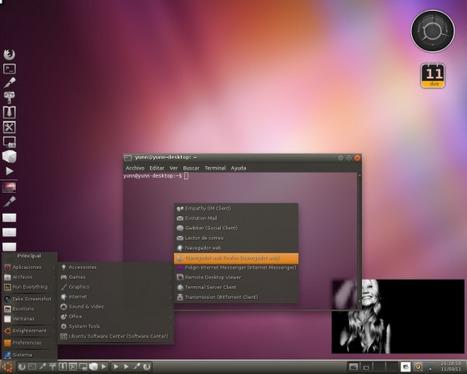 Ubuntu 11.10 – Installer Enlightenment avec son compositeur Ecomorph | Actualités de l'open source | Scoop.it