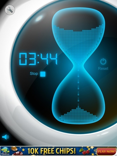 Hourglass iPad Timer | Tech tools & ideas | Scoop.it