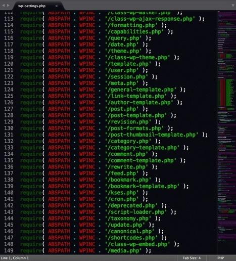 Pourquoi et comment lire le code de WordPress - Wabeo   Au fil du Web   Scoop.it