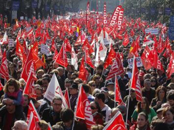 Las calles rechazan con rotundidad la reforma laboral de Rajoy   Partido Popular, una visión crítica   Scoop.it