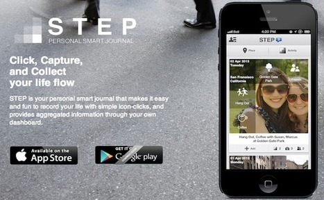 STEP Journal, le journal intime 2.0 | About STEP Journal | Scoop.it