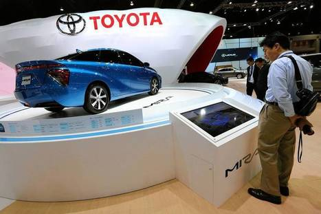Toyota Unveils Revamped Manufacturing Process | lean manufacturing | Scoop.it