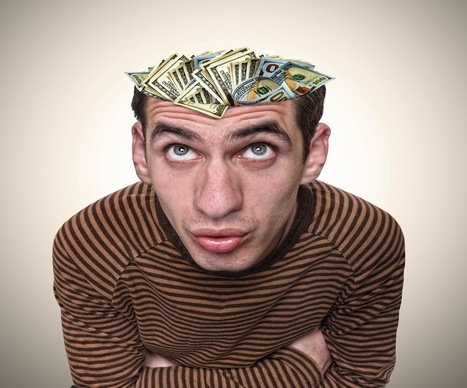 7 Weird Things Money Does To Your Brain | Brain | Scoop.it
