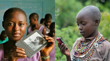 Ouverture de la Librairie Numérique Africaine - Pressafrik | UseNum - Culture | Scoop.it