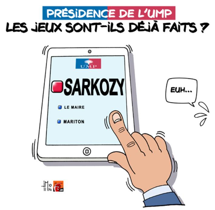 Présidence UMP : les jeux sont faits ? | Baie d'humour | Scoop.it