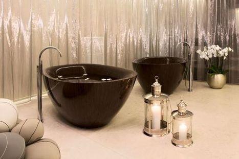 Elegant, chic, unconventional wooden bathtubs - Home Decorating Trends   Diseño Industrial y Arquitectura - Industrial Design   Scoop.it