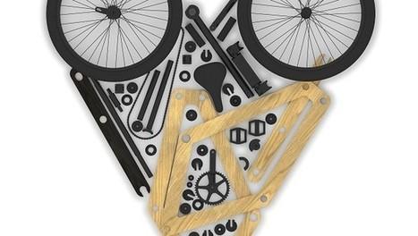 Sandwichbike : Le vélo de bois à monter soit même - CitizenPost | Ressources pour la Technologie au College | Scoop.it