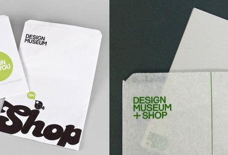 New Design Museum Shop (UK) identity | Corporate Identity | Scoop.it