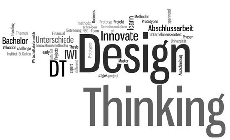 10 Golden Rules of Design Thinking: Promoting collaboration and innovation in your teams - Innovation for Social Change | Business DNA (Design-Thinking) | Scoop.it