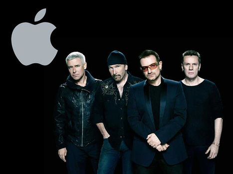 Why U2 & Apple Created Disruptive Marketing? | The App Entrepreneur | Scoop.it