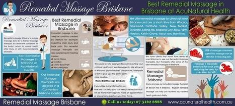 Sports massage Brisbane | Massage Brisbane | Scoop.it