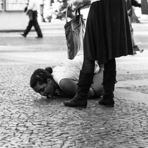 [ENTREVISTA]  Fotógrafo Thiago Fogolin retrata moradores de rua de Sampa