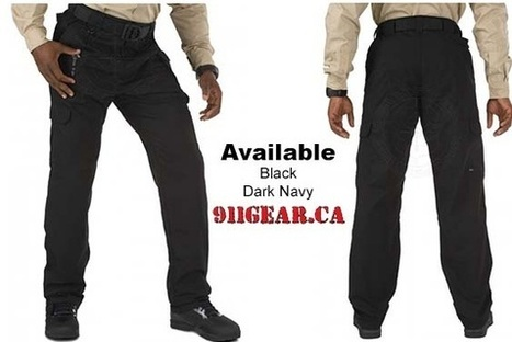 How to Choose Tactical Pants?   911gear.ca   911Gear.ca - Security Equipment   Police Gear   Scoop.it