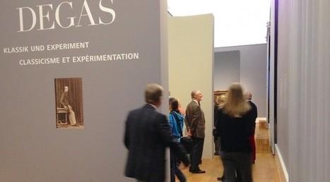 #Museumselfie und Co. – Twitter und Degas in der Kunsthalle Kalrsruhe | MusErMeKu | Twitter and the Museum | Scoop.it