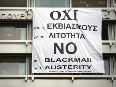Greece -- The One Biggest Lie You Are Being Told By The Media | Peer2Politics | Scoop.it