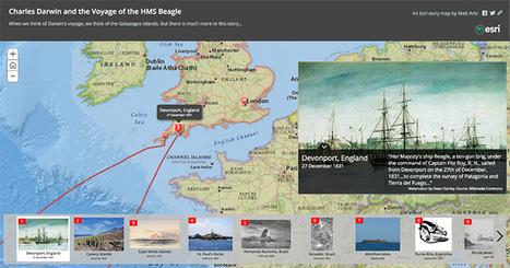 Mit Story Maps Informationen für den Geographieunterricht erstellen   Multimedialer Unterricht - Neue Medien   Scoop.it