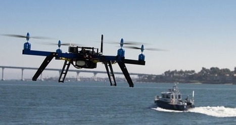 3D Robotics raises $30M to bust open the market for cheap unmanned aerial vehicles | Robolution Capital | Scoop.it