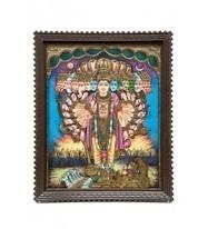 Vishnu Paintings   Indian Painting online   Scoop.it