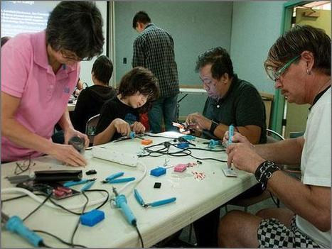 New Learning Times : Article Learning in Makerspaces | New Learning - Ny læring | Scoop.it