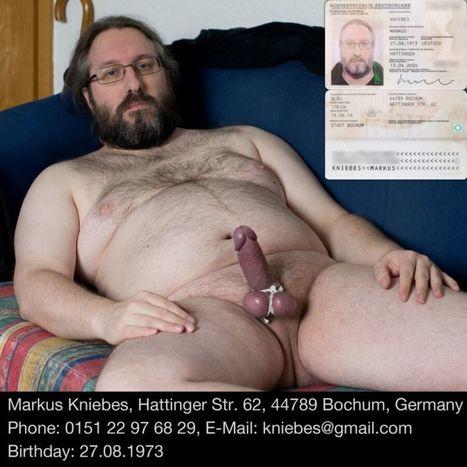 Markus exposed and humiliated - Bondage Porn Jpg | bear | Scoop.it