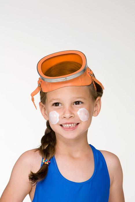 Abbronzatura. Proteggere la pelle dei bambini è questione di salute ... - L'Huffington Post   Salute generico   Scoop.it