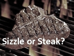 Is Your Leadership All Sizzle and No Steak? - Forbes | CMO Outsourcing | Scoop.it