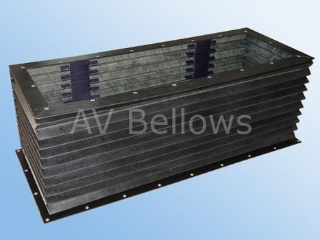 Rectangular Bellows with Strain Gauge Testing | bellowsmanufacturersindia | Scoop.it