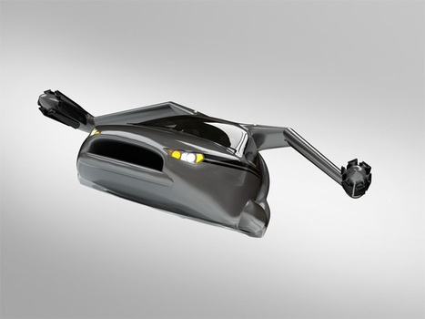 The flying car is here! - Triitme! | Design | Scoop.it