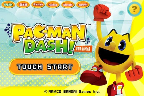 Pac Man Dash | Best Cartoon Games | Scoop.it
