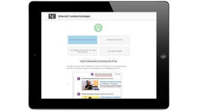 Nationalencyklopedin satsar på webbaserad kompetensutveckling för pedagoger | Skolbiblioteket och lärande | Scoop.it