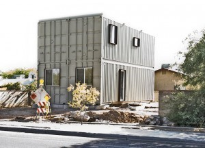 Steel house quirky, practical, has a place here - Arizona Daily Star | Container Architecture | Scoop.it