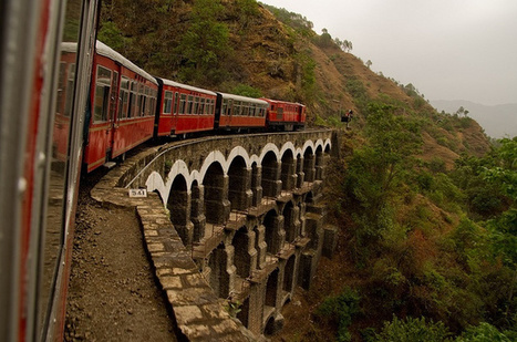 The Soul of Himachal - Kalka Shimla Railway | Heritage Sites in India | Scoop.it