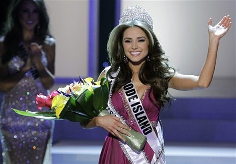 For first time, a Miss Rhode Island wears the Miss USA crown / Video, photos | Breaking News | providencejournal.com | Rhode Island Magazine | Scoop.it