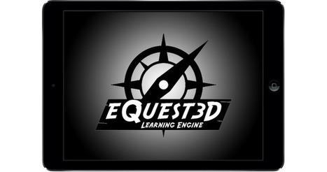 EQuest3D Educational Gaming Platform | Immersive World Technology | Scoop.it