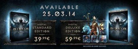 Diablo 3 – Reaper of Souls Release Date & Preorder Details | Archeage Online | Scoop.it