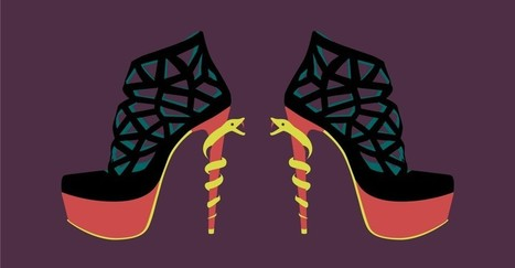 Behold, the Space-Age Stiletto | Sunday Reads | Scoop.it