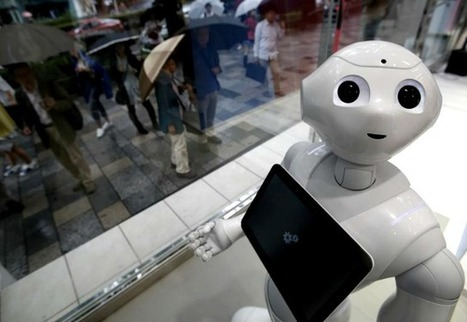 World's First Affordable Robot Butler Coming in 2015   Heron   Scoop.it
