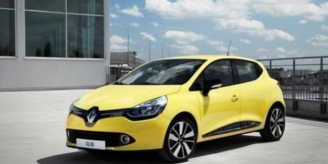 La Renault Clio IV, championne des ventes en France, devant la Peugeot 208 | Renault, Dacia et Opel | Scoop.it