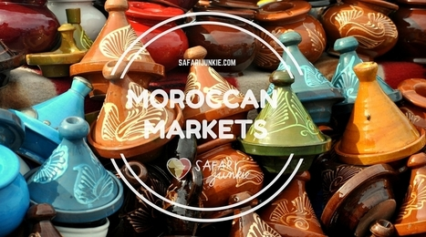 Markets in Morocco | Africa Travel | Scoop.it