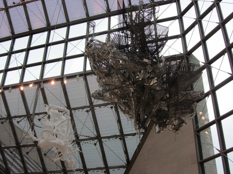 Lee Bul: A Perfect Suffering (After Bruno Taut No.4) | Art Installations, Sculpture, Contemporary Art | Scoop.it