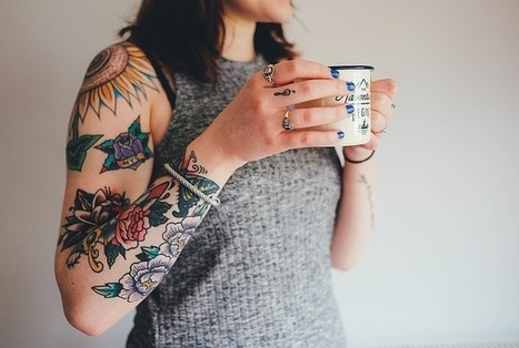 The Hottest Tattoo Trends To Watch In 2017 | Fashion Trends | Scoop.it