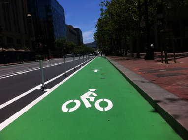 How to Create a Network of Green Bikeways in Your City | Urban mobility... | Scoop.it