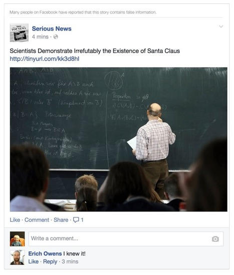 Inside the Facebook News Feed: A List of Algorithm Factors | Digital and Content Marketing | Scoop.it
