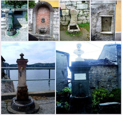 My reasons for travelling to Italy - Series - Drinking water/fountains   Italia Mia   Scoop.it