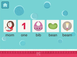"""Speech Therapy App for Apraxia """"Words"""" 